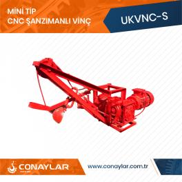 Cnc Redüktörlü İnşaat Dam Vinci 3.0HP (380V)