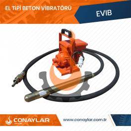 Elde Taşıma Beton Vibratörü 0.75HP (220V)