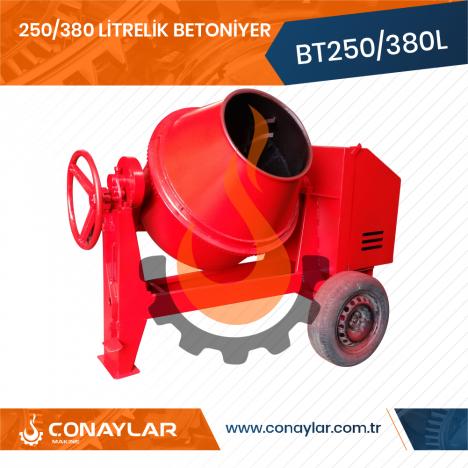 Bt350L Betoniyer (3,0HP-220V)