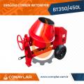 350/450 Litrelik Betoniyer 3.0HP (380V)