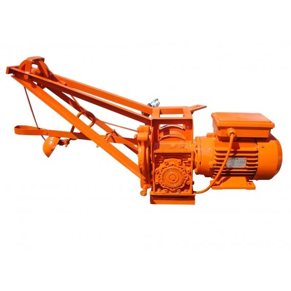 Cnc Şanzımanlı İnşaat Dam Vinci 2.0HP (220V)