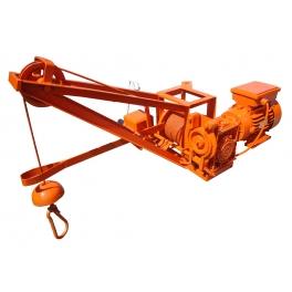 Cnc Redüktörlü İnşaat Dam Vinci 1.5HP (380V)